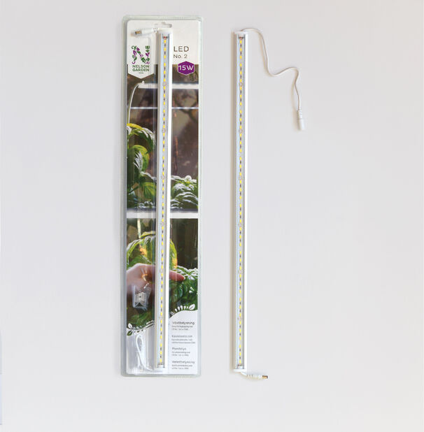 Kasvivalaisin LED No.2, Pituus 60 cm